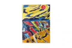 """n. 17""""Panorama ideale"""" - tecnica mista, 36x48  - 2012"""